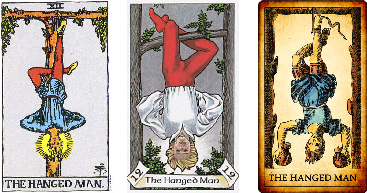 The Hanged Man OpenGraph Image