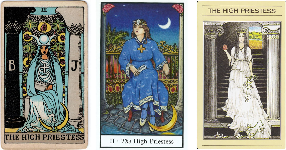 The High Priestess OpenGraph Image