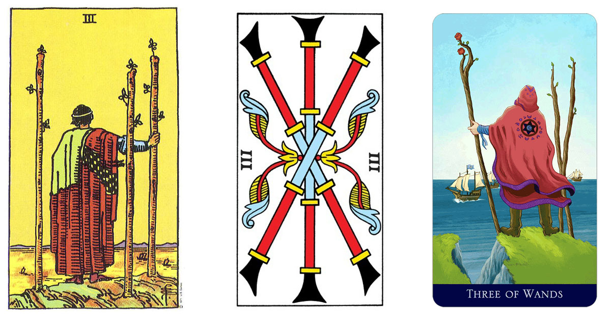 The Three of Wands OpenGraph Image
